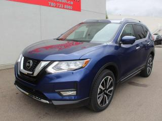 New 2019 Nissan Rogue for sale in Edmonton, AB
