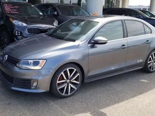 Used 2013 Volkswagen Jetta GLI GLI; BLUETOOTH, HEATED SEATS, SUNROOF AND MORE for sale in Edmonton, AB