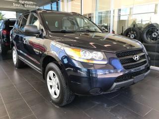 Used 2009 Hyundai Santa Fe GLS, ACCIDENT FREE, HEATED SEATS, CRUISE CONTROL, SIRIUS XM CAPABILITY for sale in Edmonton, AB