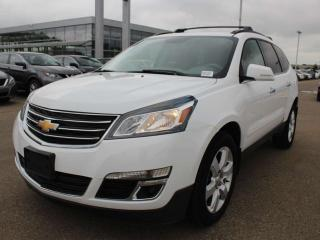 Used 2016 Chevrolet Traverse 1LT AWD 7 PASSANGER !!! for sale in Edmonton, AB