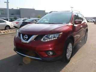Used 2015 Nissan Rogue SV AWD WITH HEATED SEATS AND BACK UP CAMERA for sale in Edmonton, AB