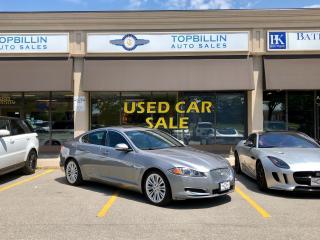 Used 2012 Jaguar XF Portfolio w/Sport Pkg & NAVI for sale in Vaughan, ON