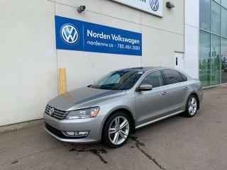 Used 2014 Volkswagen Passat 2.0L TDI COMFORTLINE W/ SPORT PKG for sale in Edmonton, AB