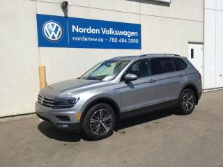 New 2019 Volkswagen Tiguan Highline for sale in Edmonton, AB