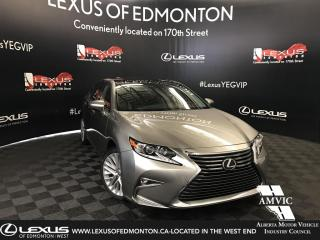 Used 2016 Lexus ES 350 Executive  Package for sale in Edmonton, AB