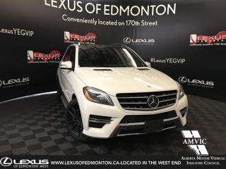 Used 2013 Mercedes-Benz ML-Class ML 550 for sale in Edmonton, AB