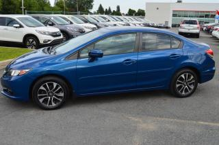 Used 2015 Honda Civic manuelle EX for sale in Longueuil, QC