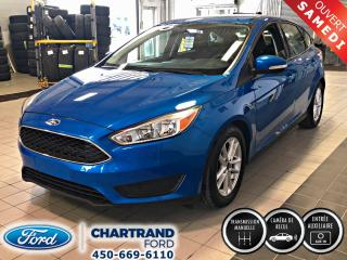 Used 2015 Ford Focus Hayon 5 portes SE for sale in Laval, QC