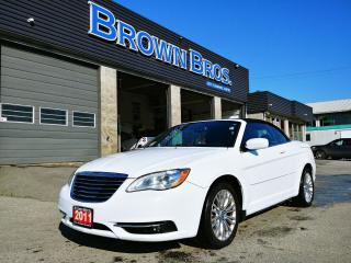 Used 2011 Chrysler 200 Touring for sale in Surrey, BC