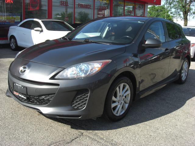 2012 Mazda MAZDA3 GS-SKY SPORT