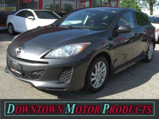 Used 2012 Mazda MAZDA3 GS-SKY SPORT for sale in London, ON