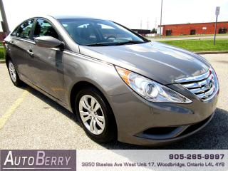 Used 2011 Hyundai Sonata GLS - 2.4L - FWD for sale in Woodbridge, ON