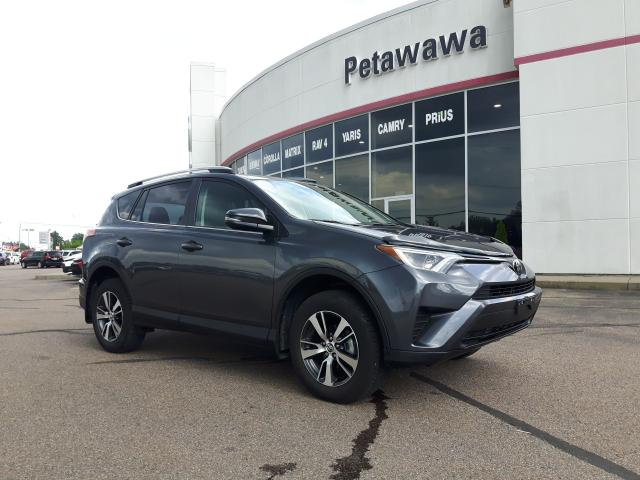 2018 Toyota RAV4 LE.. One owner..10,777..km