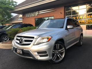Used 2013 Mercedes-Benz GLK-Class 4MATIC GLK350 Pano Sunroof Navi Ream Cam Certified for sale in Concord, ON