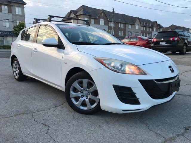 2010 Mazda MAZDA3 HB Sport|GX|Accidnet Free|One Owner|Low Mileage