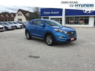 Used 2017 Hyundai Tucson Premium for sale in Owen Sound, ON