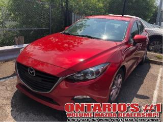 Used 2014 Mazda MAZDA3 GS|Heated Seats| Backup Camera| for sale in Toronto, ON