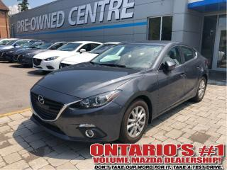 Used 2015 Mazda MAZDA3 GS | 24297 KM | Back up Camera | Bluetooth for sale in Toronto, ON