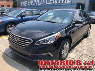 Used 2015 Hyundai Sonata 2.4L GL| Heated Seats| Backup Camera| for sale in Toronto, ON