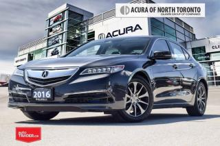 Used 2016 Acura TLX 2.4L P-AWS No Accident| 7 Yrs Warranty Included for sale in Thornhill, ON