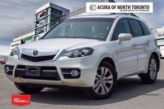 Used 2010 Acura RDX 5 sp at No Accident| Back-Up Camera for sale in Thornhill, ON