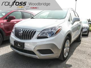 Used 2016 Buick Encore AWD, BACKUP CAM, ALLOYS for sale in Woodbridge, ON