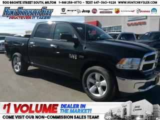 Used 2018 RAM 1500 SLT | CREW | HEMI | 20s | HTD STS & MORE!!! for sale in Milton, ON