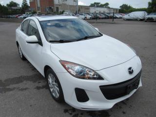 Used 2012 Mazda MAZDA3 2012 Mazda Mazda3 - 4dr Sdn Auto GS-SKY for sale in Toronto, ON