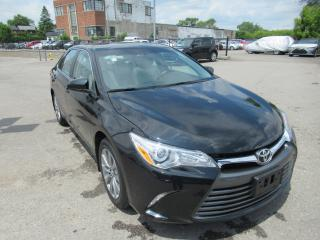 Used 2015 Toyota Camry 2015 Toyota Camry - 4dr Sdn I4 Auto XLE for sale in Toronto, ON