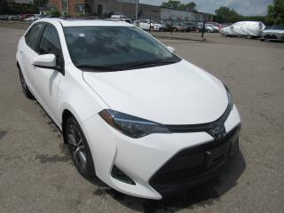 Used 2019 Toyota Corolla Sunroof for sale in Toronto, ON