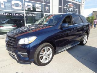 Used 2013 Mercedes-Benz ML-Class ML 350 BlueTEC 4MATIC for sale in Etobicoke, ON