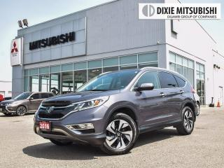 Used 2016 Honda CR-V TOURING | AWD | FCW | LDW | ACC for sale in Mississauga, ON