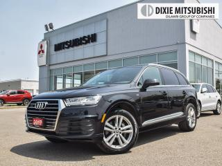 Used 2017 Audi Q7 TECHNIK S-LINE | 360 CAM | PARK ASSIST for sale in Mississauga, ON