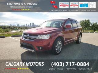 Used 2011 Dodge Journey AWD 4dr R/T for sale in Calgary, AB