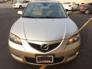 Used 2009 Mazda MAZDA3 4dr Sdn for sale in Hamilton, ON