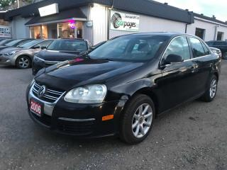 Used 2006 Volkswagen Jetta New 2.5L 2006 Volkswagen New Jetta 2.5L for sale in Bloomingdale, ON