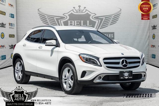2016 Mercedes-Benz GLA GLA 250, AWD, NAVI, BACK-UP CAM, BLIND SPOT, BLUETOOTH