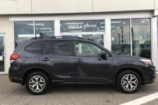 New 2019 Subaru Forester 2.5 CONV EYESIGHT for sale in Vernon, BC