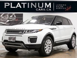 Used 2016 Land Rover Evoque SE, NAVI, PANO, CAM, Heated LTHR, Push Button for sale in Toronto, ON