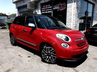 Used 2015 Fiat 500 L Lounge à hayon 5 portes GPS TOIT PANORAM for sale in Longueuil, QC