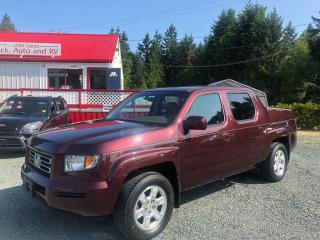 Used 2008 Honda Ridgeline EX-L for sale in Parksville, BC