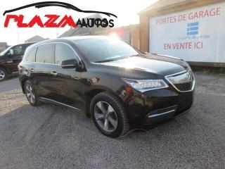 Used 2016 Acura MDX Base for sale in Beauport, QC