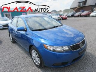 Used 2013 Kia Forte 2.0L LX Plus for sale in Beauport, QC