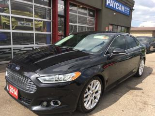 Used 2014 Ford Fusion Titanium for sale in Kitchener, ON