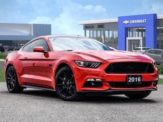 Used 2016 Ford Mustang 5.0L Coupe for sale in Markham, ON