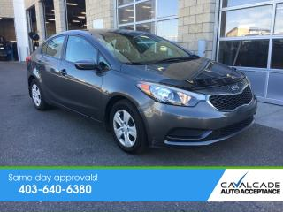 Used 2014 Kia Forte 1.8L LX for sale in Calgary, AB