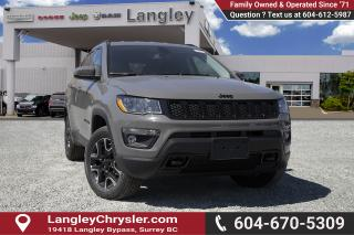 Used 2019 Jeep Compass Sport - Heated Seats for sale in Surrey, BC