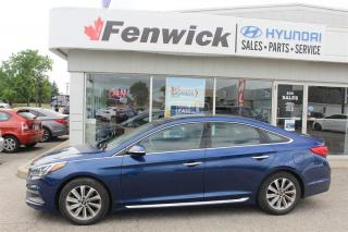 Used 2016 Hyundai Sonata Sport Tech for sale in Sarnia, ON