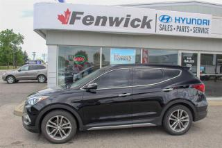 Used 2017 Hyundai Santa Fe Sport AWD 2.0T Limited for sale in Sarnia, ON