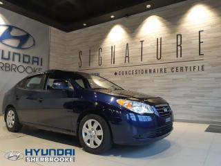Used 2007 Hyundai Elantra BAS KILO! GL+AC/+BANCS CHAUFF+DEMARREUR for sale in Sherbrooke, QC